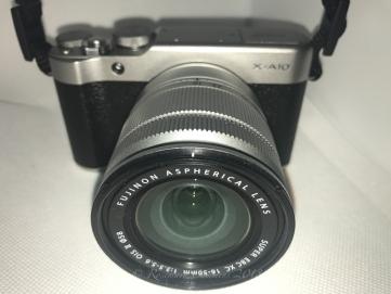 FujiFilm X-A10-4
